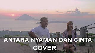 Antara Nyaman Dan Cinta - Ona Hetharua ( Lirik ) #ManadoMusicCreative