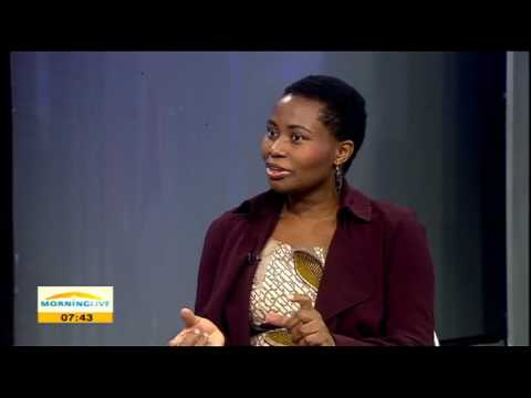 Gugu Mjadu on gender gap in the South African business