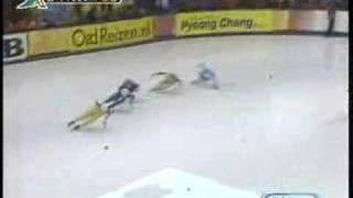 2007 World Short Track Champion Ship (1000m men
