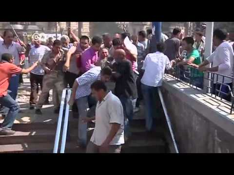 Violence spirals in Egypt | Journal