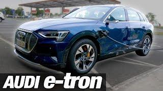 Audi e-Tron : 5 jours dans le SUV électrique du futur