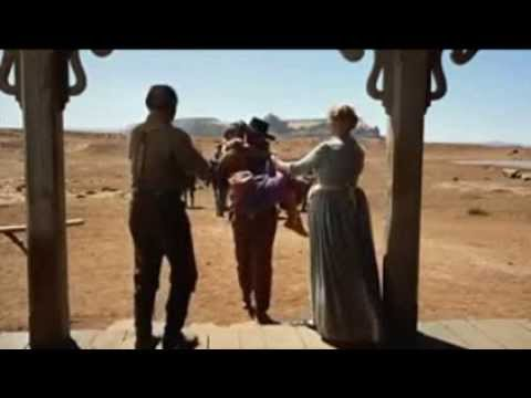 The Searchers closing scene