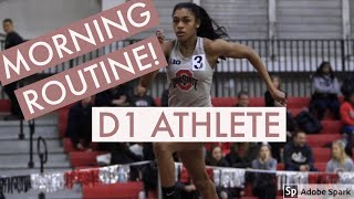 As some of you may know, I am on the Track and Field Team at The Oh...