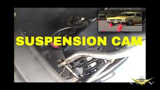 Pro Touring 1966 El Camino Autocross Suspension Cam V8TV-Video