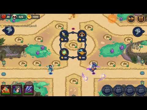 Episode 3 lvl 10 (C3-10. Scarath's End, Finale) - Realm Defense