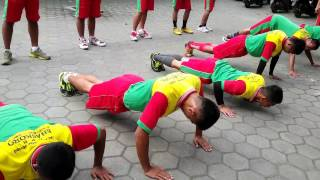 Video Latihan Fisik - LPK BHASKORO TRAINING EDUCATION CENTRE download MP3, 3GP, MP4, WEBM, AVI, FLV Juli 2018