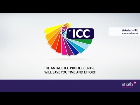 Antalis ICC Profiles Tool - Video Tutorial