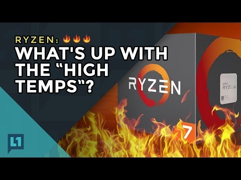 Ryzen: What's Up with the