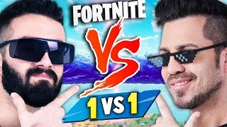 BRAZOCREW vs S7ORMY 1vs1 su FORTNITE (Pinnacoli Pendenti) - 1v1 PARCO GIOCHI FORTNITE ITA