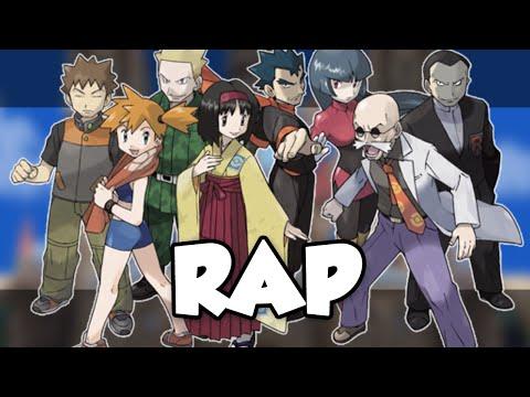 Pokémon Rap -