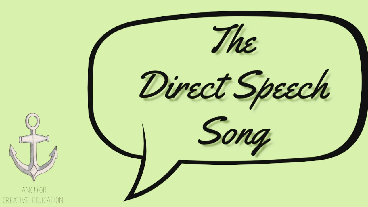 hight resolution of What are direct and indirect speech?   TheSchoolRun