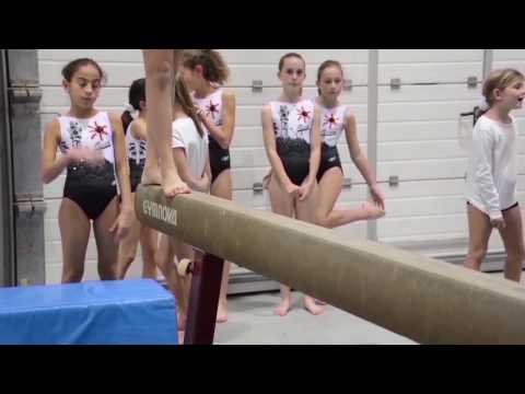 Club de gimnasia artística Isla Lanzarote. INVENCIBLES SPORTS TV