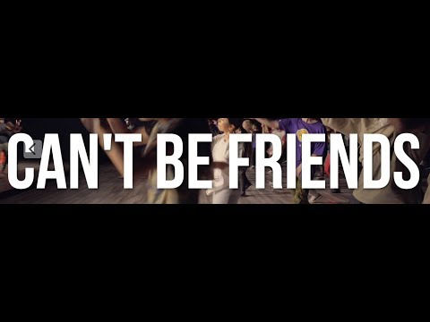 Can't Be Friends | Trey Songz | Jared Jenkins Choreography
