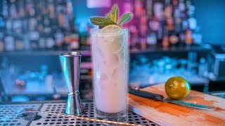 Scotch Whisky Coconut Highball…