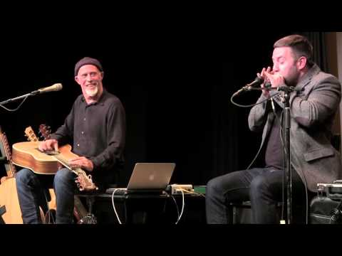 Can't Be Satisfied - Harry Manx & Steve Marriner