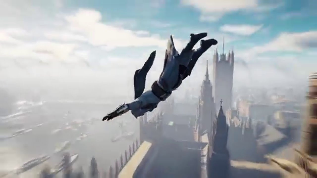 Assassin's Creed Syndicate Big Ben Leap of faith | Doovi