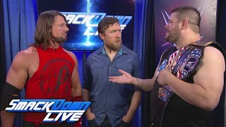 Will AJ Styles get to challenge Kevin Owens for the US Title?: SmackDown LIVE, June 27, 2017