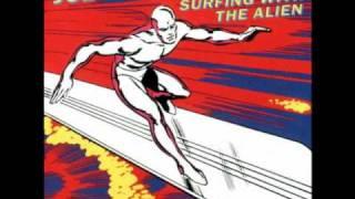 Joe Satriani Surfing with the alien!