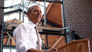 Des Moines, Iowa: A grassroots event with President Obama - full speech