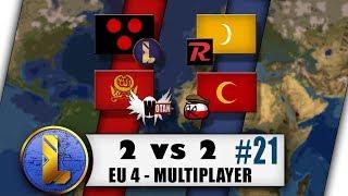 Przygotowania do ostatecznej wojny | Europa Universalis 4 Multiplayer | 21