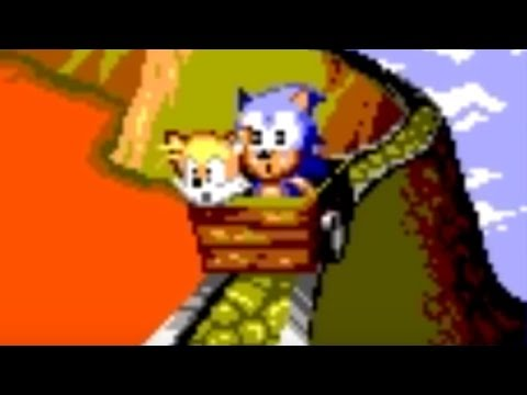 Sonic the Hedgehog 2 (SMS) Playthrough - NintendoComplete