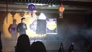 Ảo thuật Xuất hiện LOGO - JAL & Sabre Vietnam