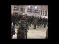 Recep Tayyip Erdoğan Kabe ye Küçük Bir Ordu Eşliğinde Girdi