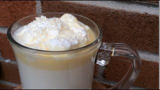How To Make White Hot Chocolate!