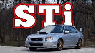 2004 Subaru Impreza WRX STi: Regular Car Reviews