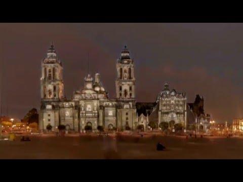 Nueva Iluminación para la Catedral de la Ciudad de México