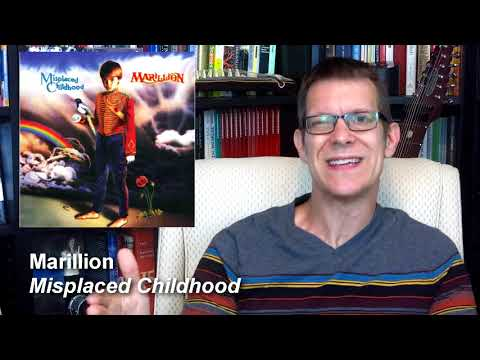 Swimming With The Fish Part 3: Marillion's Misplaced Childhood