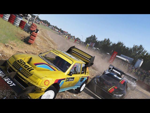 DiRT Rally - Trailer multijoueur