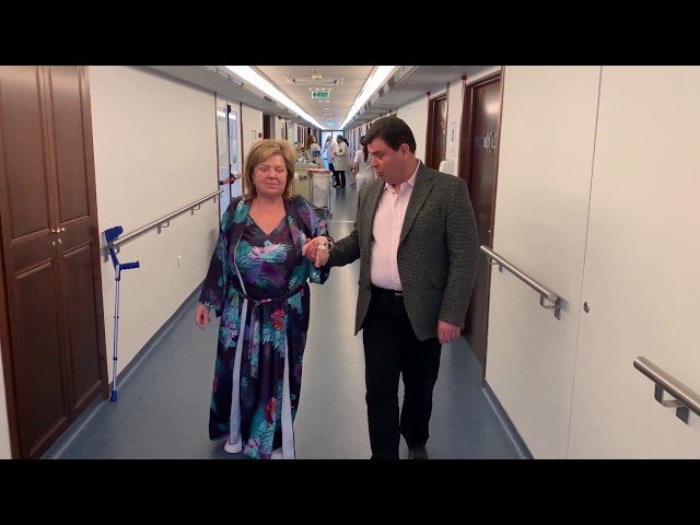 Ρομποτική αρθροπλαστική ισχίου (MAKO - ALMIS) ταχείας κινητοποίησης (fast track) - Νοσοκομείο ΥΓΕΙΑ