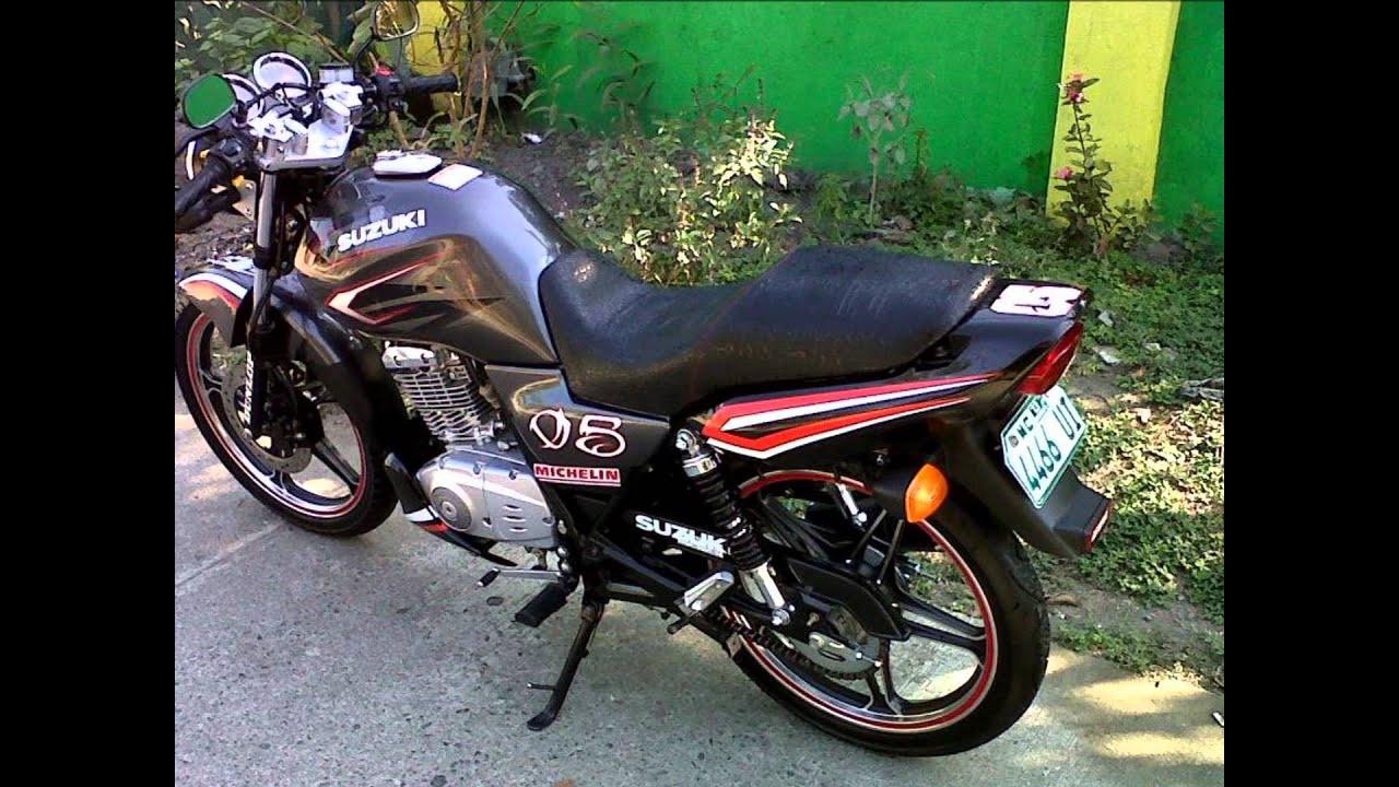 Suzuki Thunder