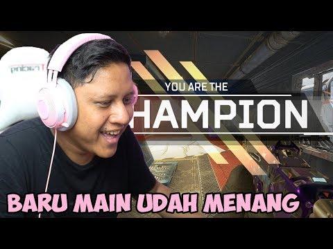 Match Pertama Langsung Menang !! - Apex Legends Indonesia