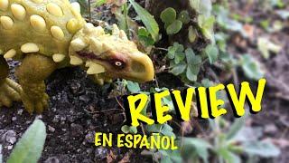 Hola a tod@s y aquí está la Review del Dinosaurio con el 2do nombre...