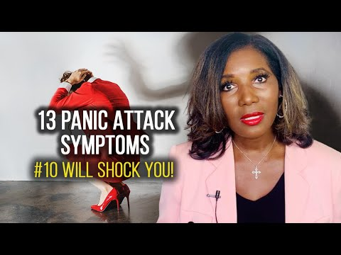 13 Panic Attack Symptoms [#10 Will Shock You!]