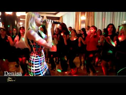 DENISA LIVE - Dar-ar naiba-n tine dragoste Full HD (1 MARTIE 2014) 100% LIVE