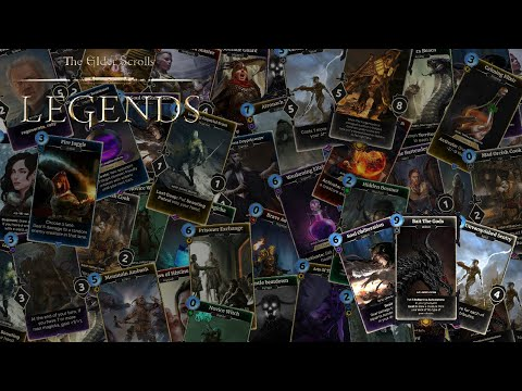 Elder Scrolls Legends: Reviewing More Of Your Custom Cards