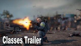 World War Z - Classes Introduction Trailer [HD 1080P]
