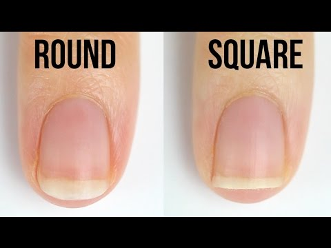 HOW TO FILE YOUR NAILS SQUARE (Nail Polish 101) || KELLI MARISSA