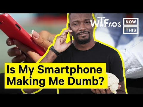 Chuck Dizzle - How Is Your Smartphone Affecting Your Brain?