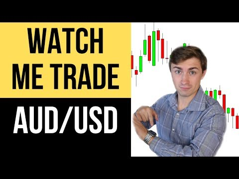 forex-trading-live:-watch-me-trade-aud/usd-start-to-finish!-📉
