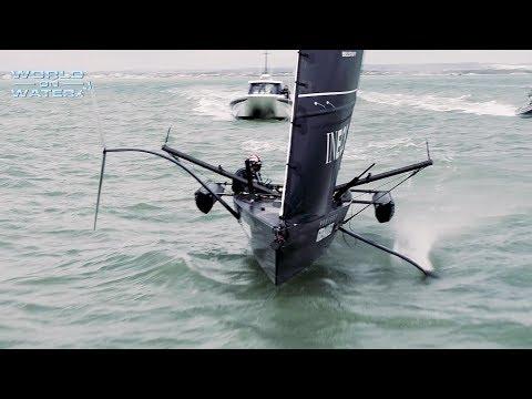 World on Water Sailing TV September 07 18 America's Cup Details, Maxi Yachts, Optis, J24, 49er more