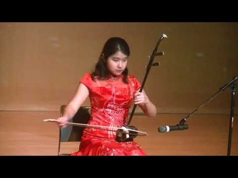 Erhu solo about Horse Racing at Chinese New Year Celebration