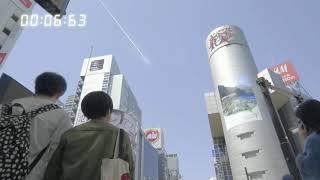 実写。北朝鮮が水爆核ミサイルで東京を爆弾攻撃して来た時の被害想定は広島の原爆とは比べ物にならない。
