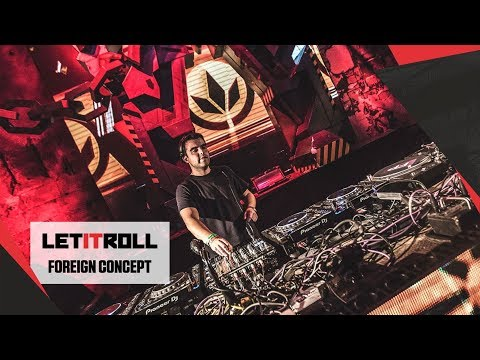 FOREIGN CONCEPT - Let It Roll 2017