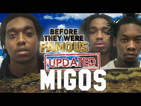 Thumbnail: MIGOS - Before They Were Famous - Bad and Boujee - UPDATED