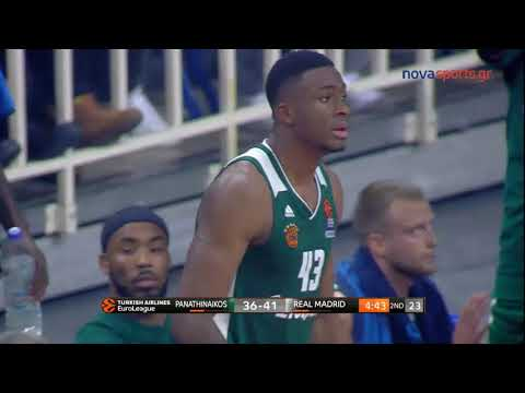Panathinaikos Athens - Real Madrid 82-80 |Highlights|