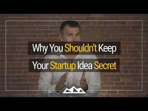 Why You Should Tell Everyone About Your Startup Idea | Dan Martell